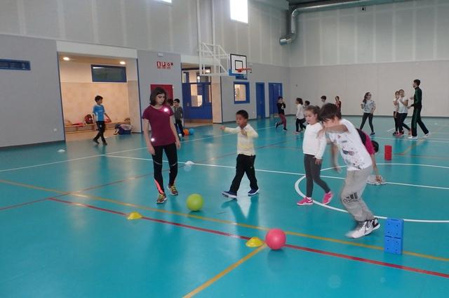 Deporte Escolar: Los encuentros de los viernes para compartir