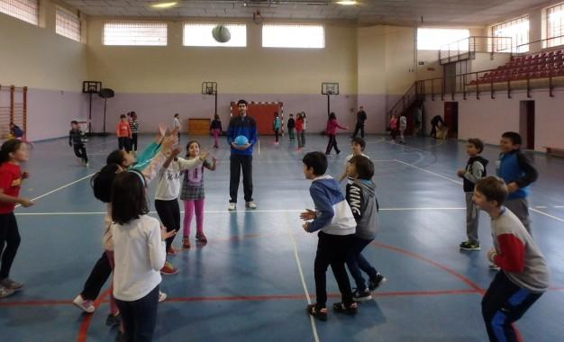 Encuentros de Deporte Escolar