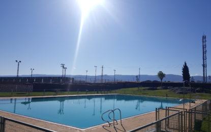 La piscina municipal al Aire llibre de Segovia abre sus puertas