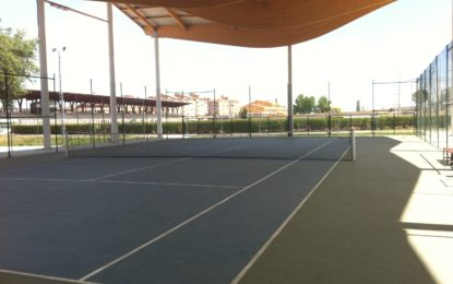 Juegos Escolares: Finales Local de Tenis (modificado)