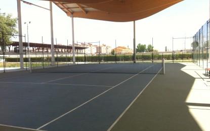 Abierto el plazo de inscripción en la Escuela Municipal de Tenis para el curso 2015/16