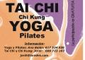 Jornadas de puertas abiertas: Tai Chi, Chi Kung, Yoga y Pilates