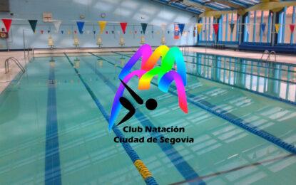 El Club Natación IMD-Ciudad de Segovia comienza la temporada 2021-2022