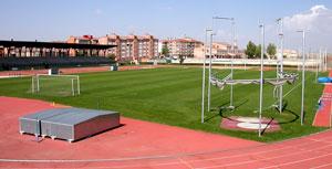 """Las Pistas de Atletismo """"Antonio Prieto se reabrirán el próximo miércoles, 16 de agosto"""