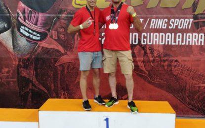 Kick Boxing F.E.K.M.: Sergio de Diego y Valerica Chiuda, 3 oros en el Campeonato de España