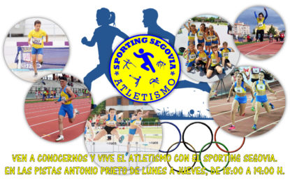 Inicio de Temporada 2019-2020 del Club de Atletismo Sporting Segovia