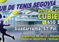 Club de Tenis Segovia: Inicio del Curso 2018/19