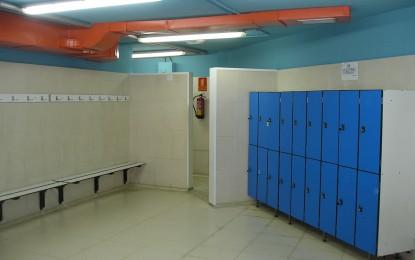 El Instituto Municipal de Deportes concluye la remodelación de varias Instalaciones Deportivas