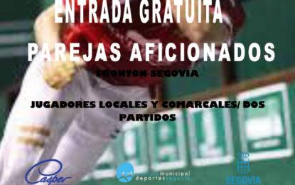 Festival de Pelota a Mano: San Frutos 2019