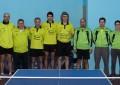 Tenis de Mesa: Seghos – Coyanza, un paso más