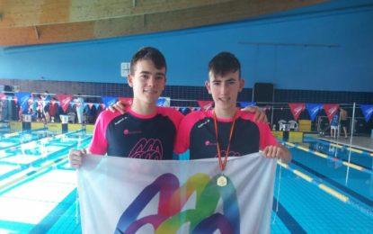 El   nadador segoviano, Segis  Álvarez, seleccionado para el Campeonato de España Infantil en Castellón