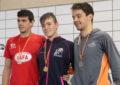 Segis Álvarez brilla en el Open absoluto con 4 medallas y 6 mínimas para los Campeonatos de España de Gijón y Barcelona