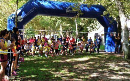 Un año más el Club de Atletismo Sporting Segovia organizó la carrera Correr en Familia