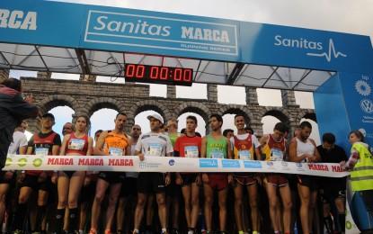 II Prueba de la Sanitas Marca Running Series