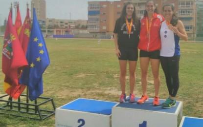 La Atleta del CETA Sara Gómez Álvarez, se proclama campeona de España Universitaria de 400 m.l.
