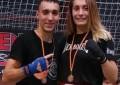 Marta González, dos platas en la Copa del Mundo de Kick Boxing