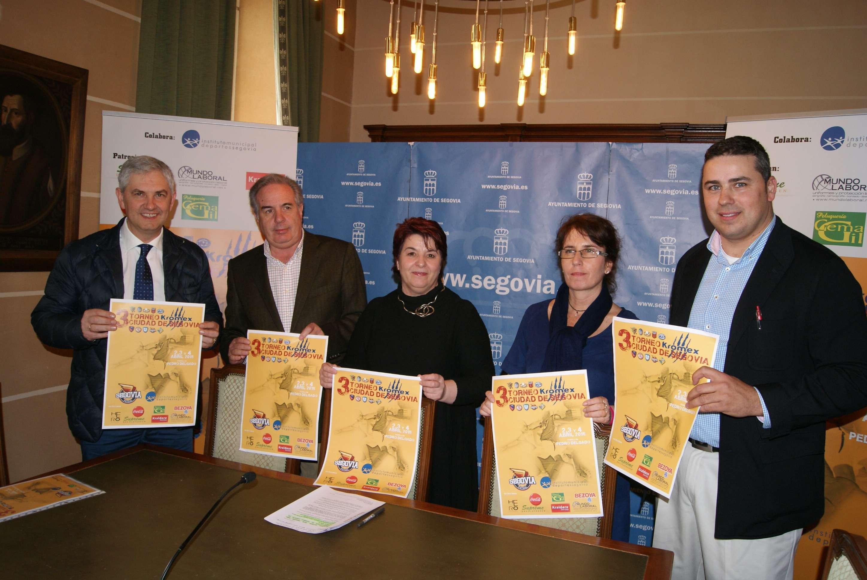 """Segovia acoge, por tercer año consecutivo, el Torneo Cadete """"Kromex"""""""