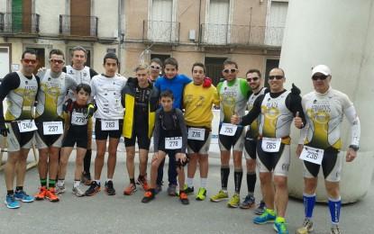 Destacada participación del Triatlón IMD Segovia en el Duatlón Cross de Fuenterrebollo