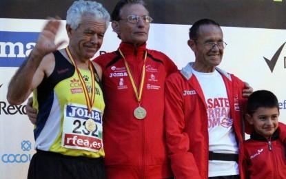 Campeonato de España de Veteranos de 10.000 m.l. en ruta