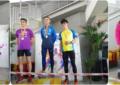 Cuatro medallas autonómicas y grandes actuaciones de los atletas del Sporting Segovia en Salamanca