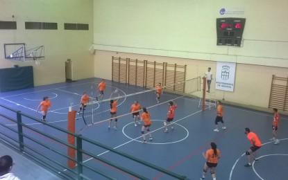 Clausura del Torneo de Primavera de Voleibol