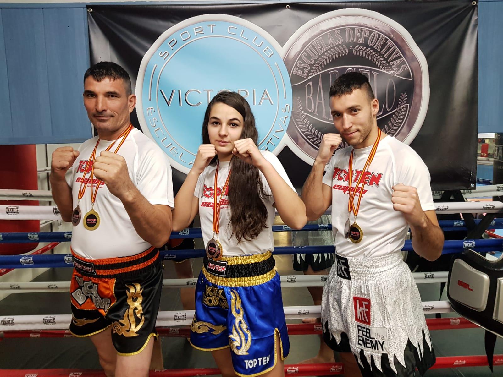 Open de Aranjuez de Kick Boxing