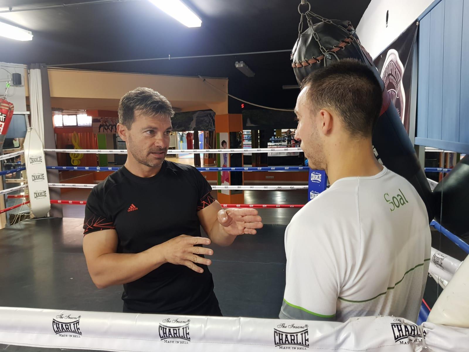 Juan Carlos García nombrado técnico seleccionador de la Federación de Castilla La Mancha de Kick Boxing