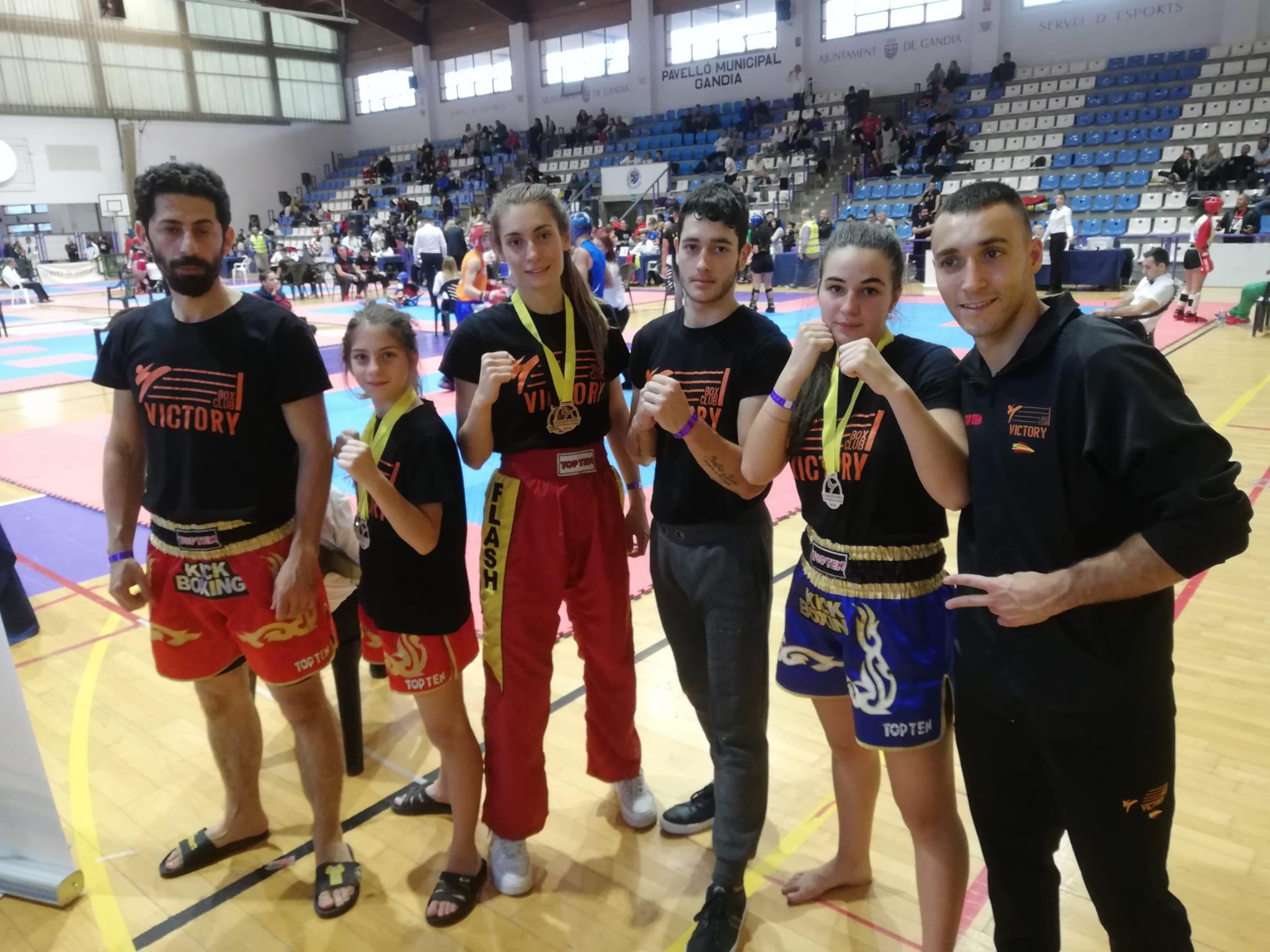 Club Victoria de Kick Boxing: Crónica del Fin de Seman