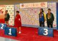 Ángela consigue el doblete en el Campeonato de España de Edad Escolar