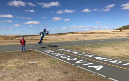 Campeonato de España de Aeromodelismo F3M 2018