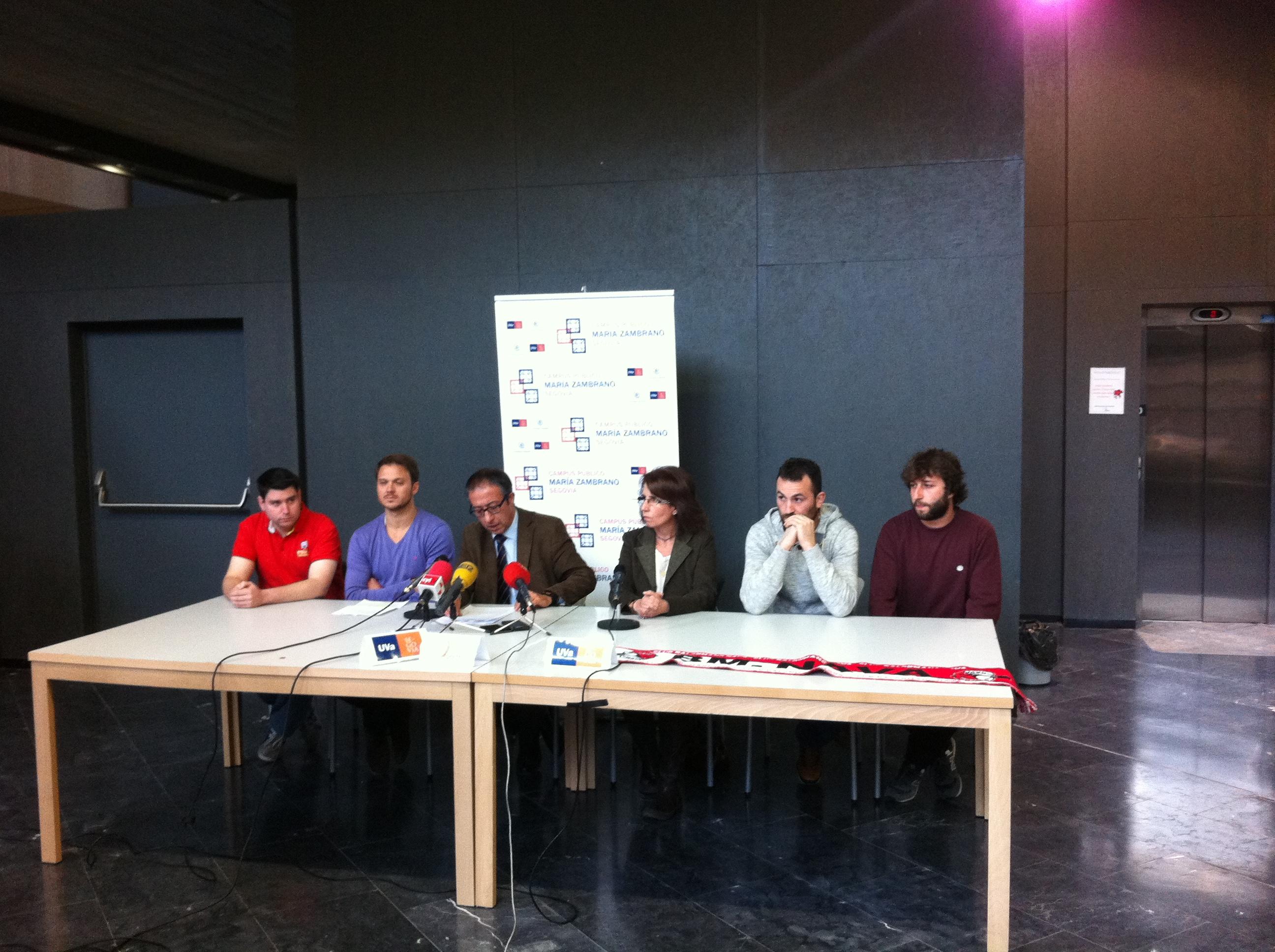 La Universidad de Valladolid, en colaboración con el IMD y el Club Balonmano Nava, crea una Escuela de Balonmano