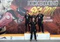 Nuevo pleno de medallas del equipo de Defensa Personal Bricpol Segovia