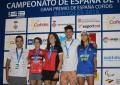 Campeonato de España Absoluto de Triatlón en Bañolas