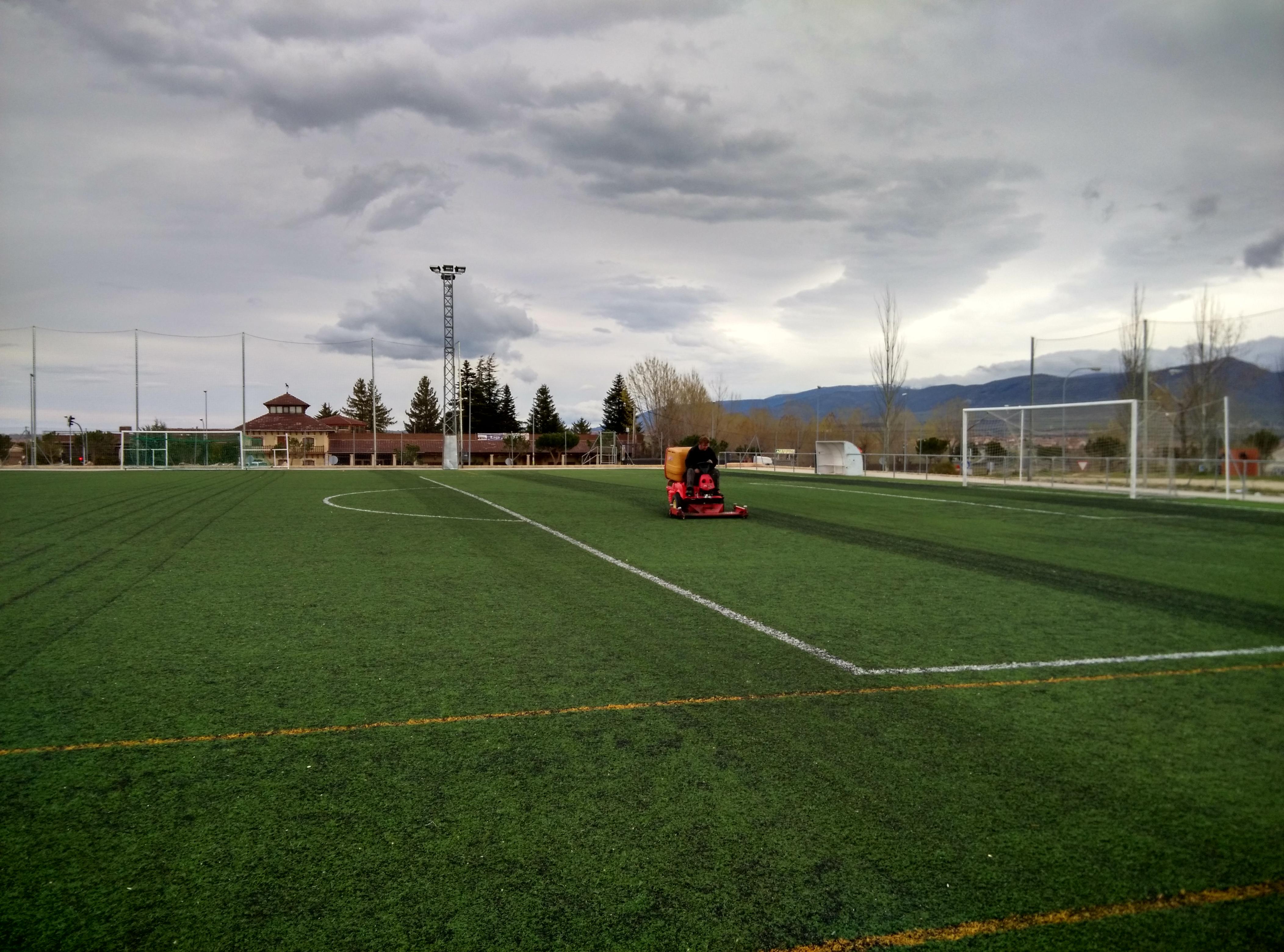 En vigor los precios públicos de la nueva Ordenanza del Instituto Municipal de Deportes del Ayuntamiento de Segovia