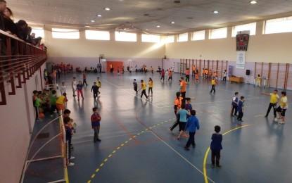 Nuevo éxito de participación en un encuentro del Programa de Deporte Escolar