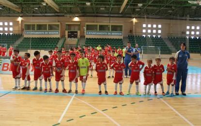 Crónica de la cantera del Segovia Futsal