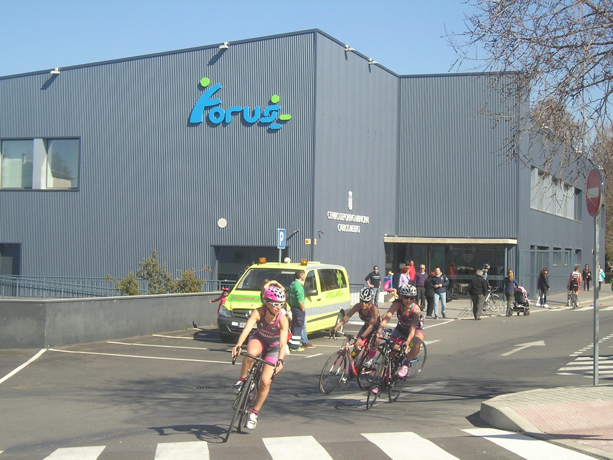 Los usuarios del Centro Deportivo Municipal Carlos Melero valoran muy positivamente las instalaciones y el servicio que presta a los segovianos