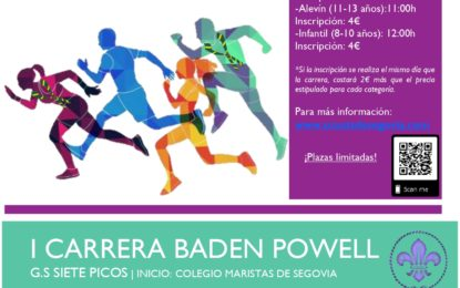 I Carrera Popular Baden Powell