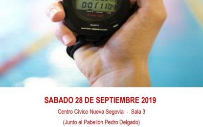 Jornada Técnica de Natación: Curso de Cronometradores y Reciclaje para Jueces