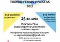 Ferias y Fiestas 2017: Torneo de Voley Playa