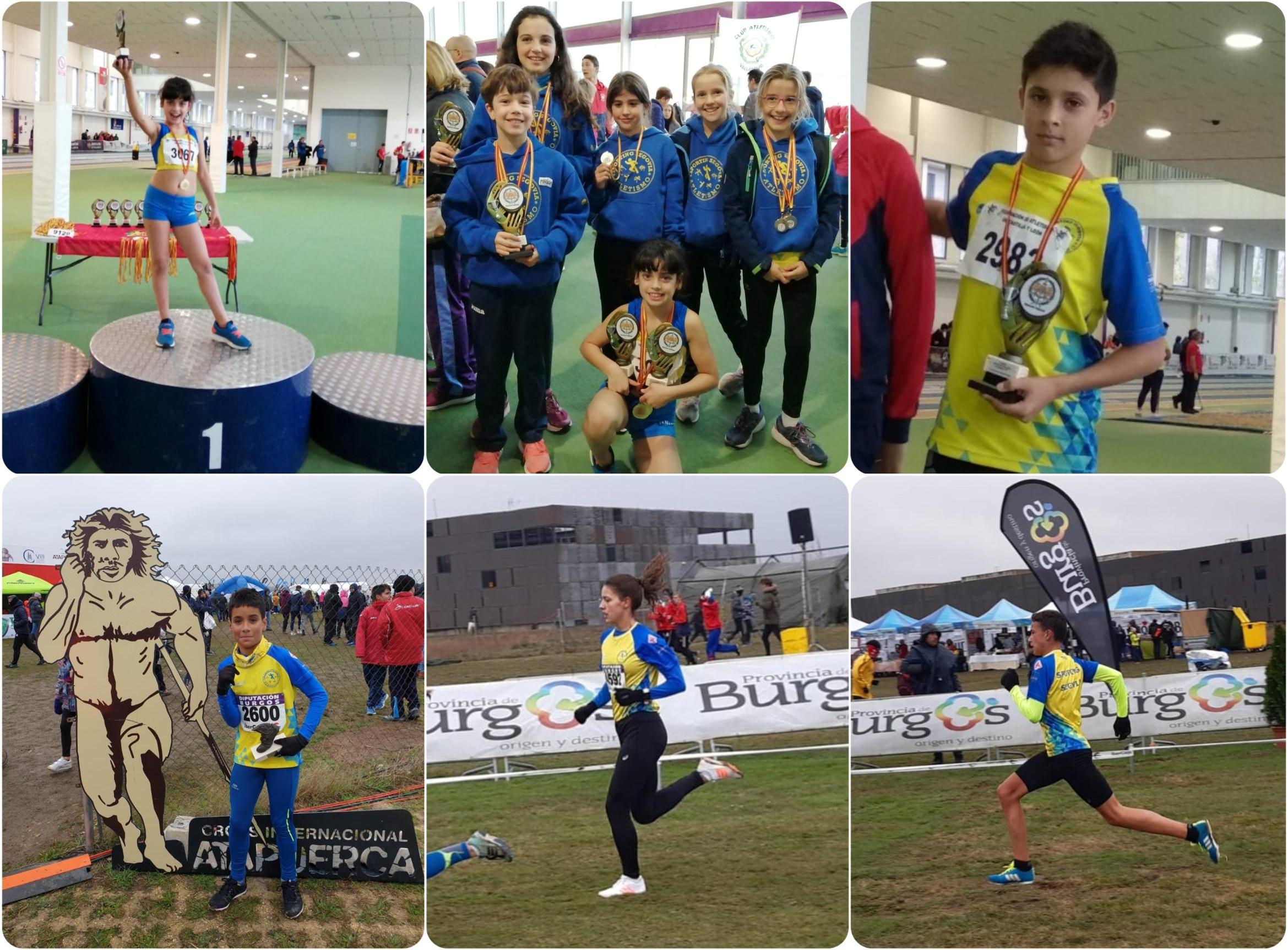Sporting Segovia: Crónica del Fin de Semana