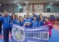El Club Jansu Gym vuelve a triunfar con sus deportistas en el Campeonato de Castilla y León de Taekwondo