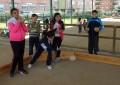 Los juegos tradicionales en los Encuentros de Deporte Escolar