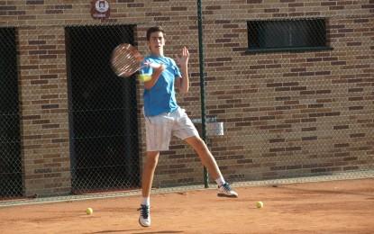 Circuito de Promoción de Tenis segoviano en Espacio Tierra