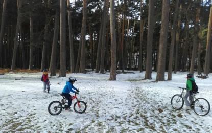 Ampliación de edades en la Escuela del club Triatlón IMD Segovia