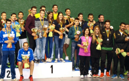 Crónica del Fin de Semana del Club Frontenis IMD