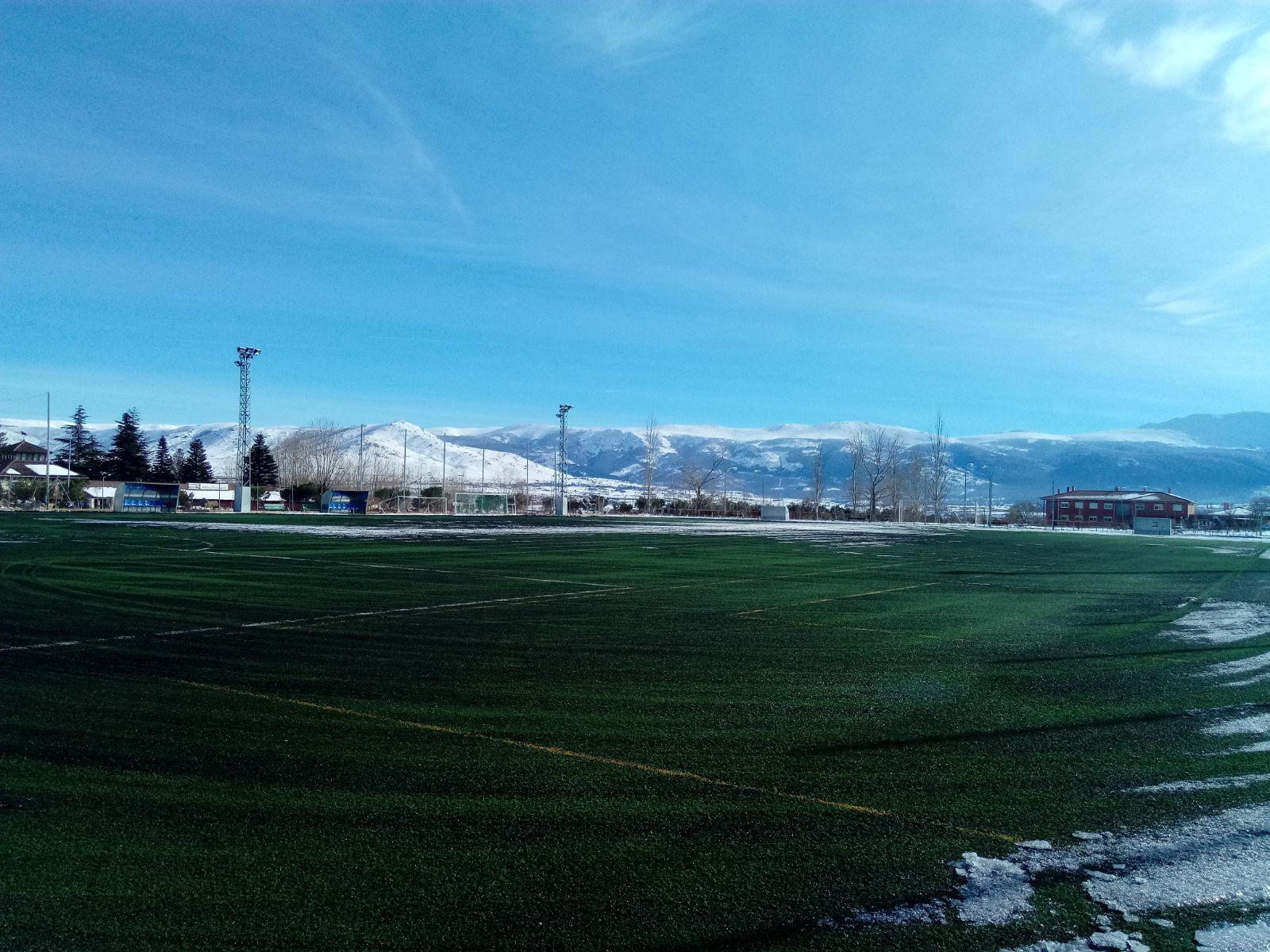Habilitados los Campos de Fútbol de Hierba Artificial