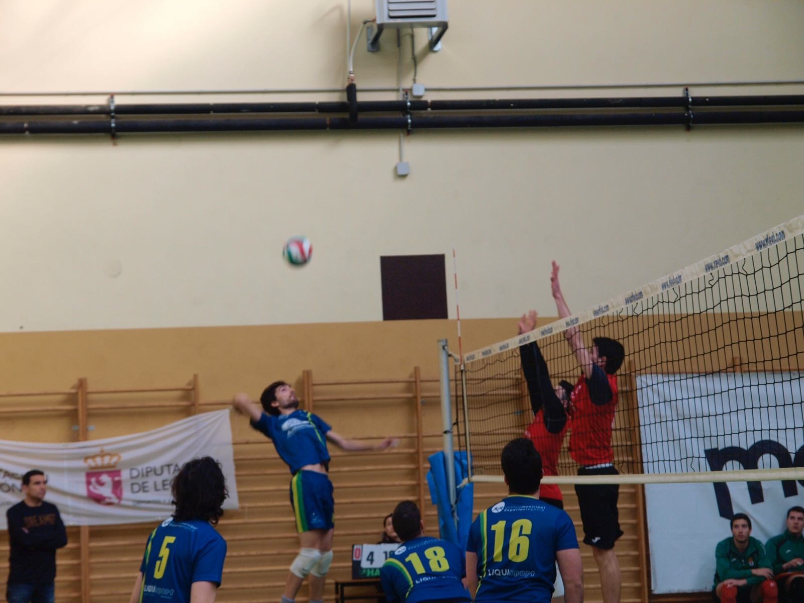 Crónica del Fin de Semana de Voleibol