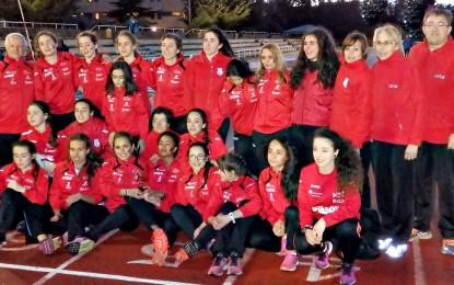 Abierto el plazo de inscripción en la Escuela de Atletismo del CAS-Ciudad de Segovia 16-17