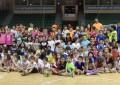 """El Programa Integral de Deporte Escolar celebró la """"Miniolimpiada"""" de final de curso con más de 200 participantes"""